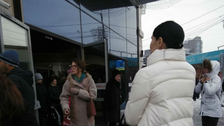 Центр Ярославля обесточили: эвакуировали торговый центр «Аура»