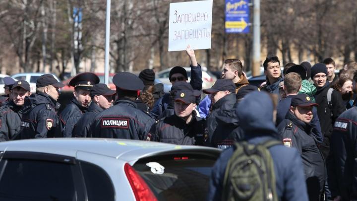 «Накипело — решила пойти»: челябинке грозит срок за участие в акции сторонников Навального
