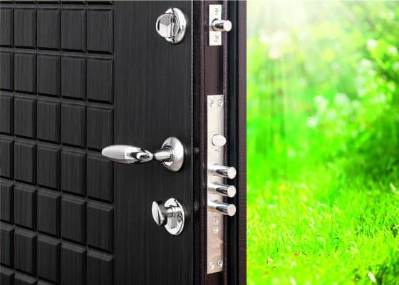 Лето вместе с Torex: за покупку стальной двери дарят мангал