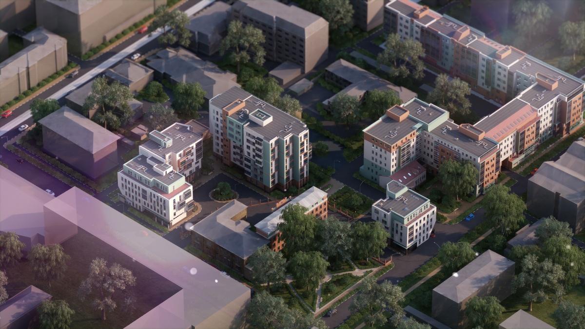 Особенности покупки недвижимости в центре Нижнего Новгорода
