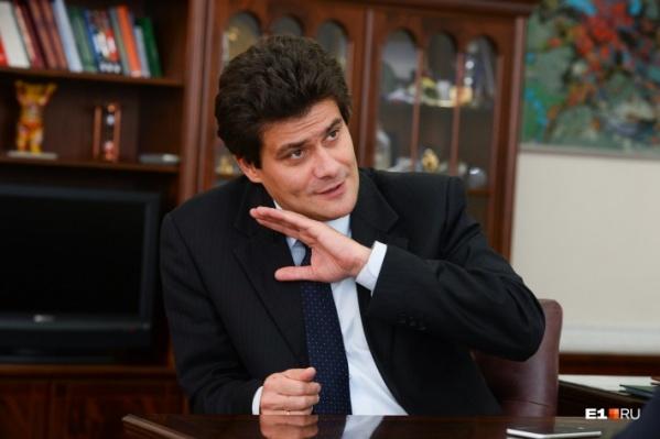 По словам Высокинского, комбинат планируют построить в течение 2021 года