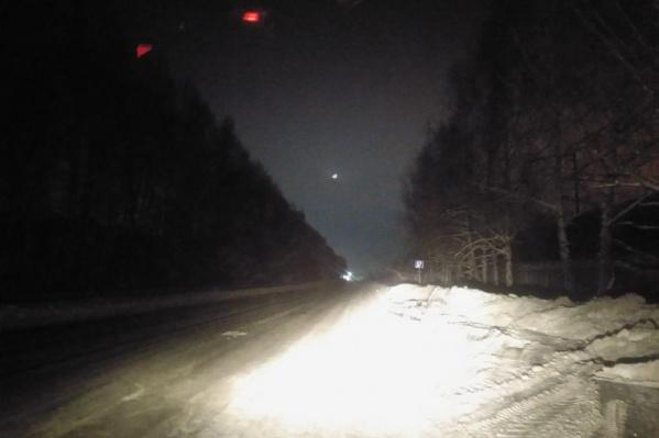 В ДТП погиб 35-летний водитель «Хонды», а трое его пассажиров получили травмы