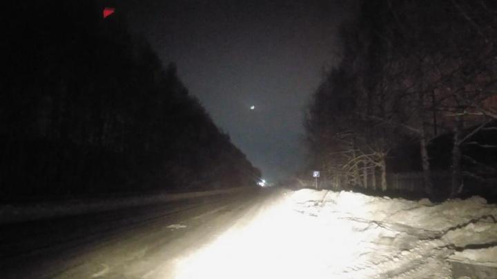 Водитель «Хонды» столкнулся с «Лексусом» на трассе: он погиб, ещё 4 человека получили травмы