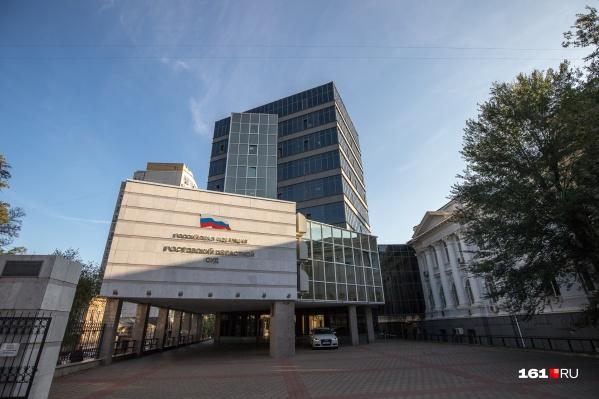 Областной суд отправил Виталия Фаброго под домашний арест