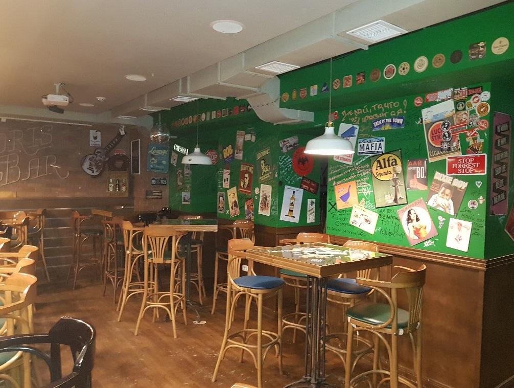 Boris Bar — излюбленное место среди челябинской молодёжи
