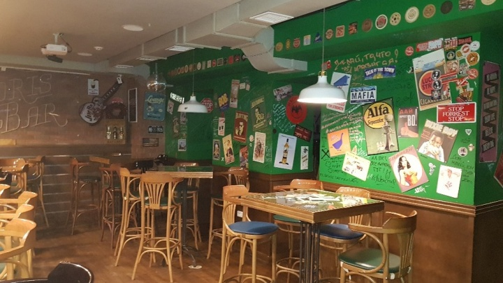 В Челябинске выставили на продажу помещение Boris Bar