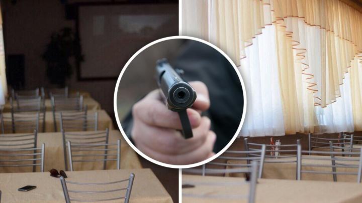 «Шёл конкретно убивать, целился в сердце»: под Челябинском расстреляли хозяина кафе