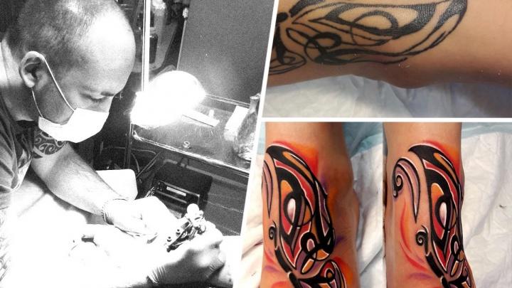 Исправить «партак» по-ростовски: кто и зачем перекрывает себе татуировки