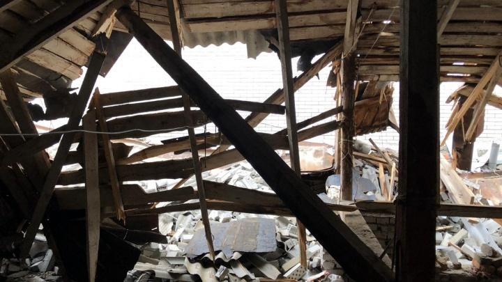 «Думали, что началась война»: в Ростове стена долгостроя рухнула на многоквартирный дом