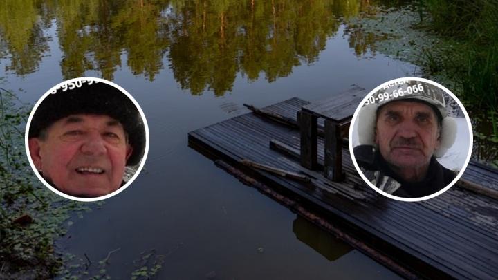 Двое мужчин уехали на рыбалку и пропали. Спасатели нашли их моторную лодку