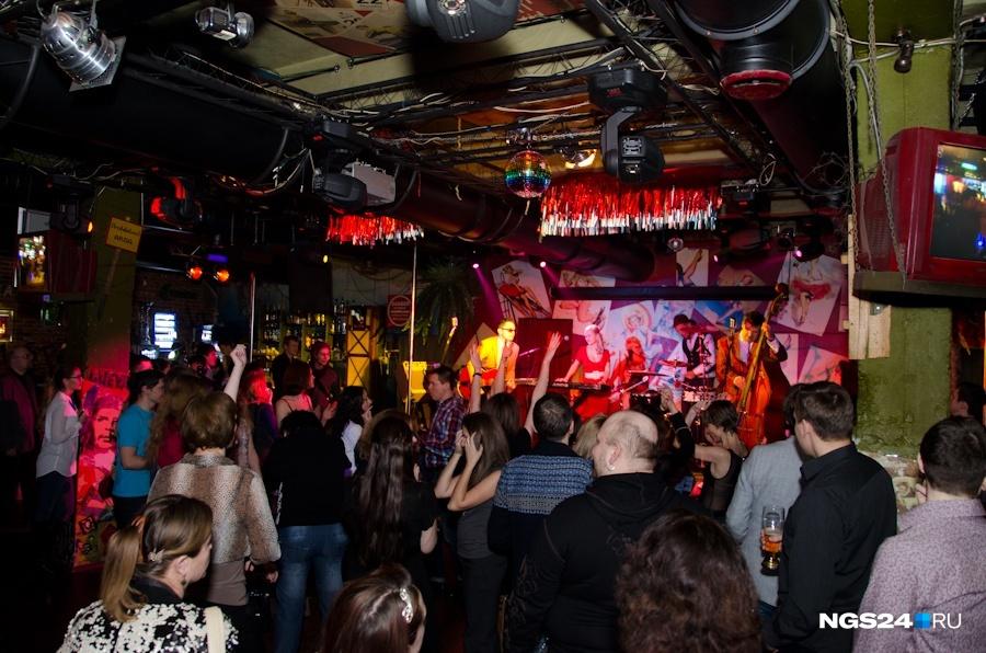 Сибирь красноярск ночной клуб вечеринка в закрытом клубе фото
