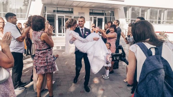 18.08.2018: красивую дату для свадьбы выбрали 67 самарских пар