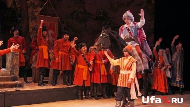 Спектакль Башкирского драмтеатра засветился на «Культуре»