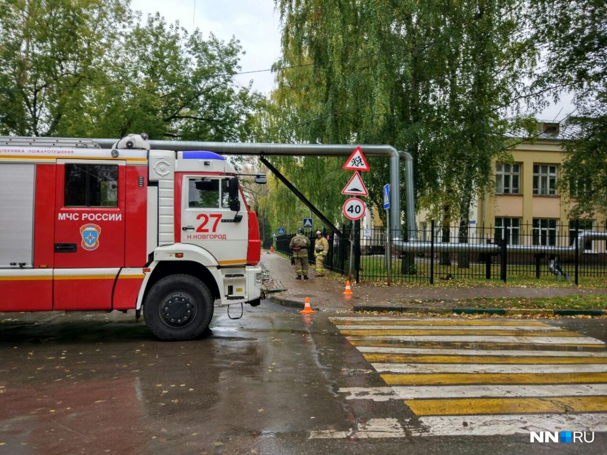 Нижний Новгород за последний месяц пережил уже минимум четыре волны эвакуаций