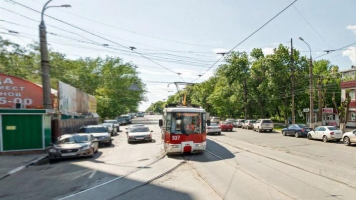 «Добро пожаловать на борт»: в Самаре снова пустили трамваи по Аэродромной