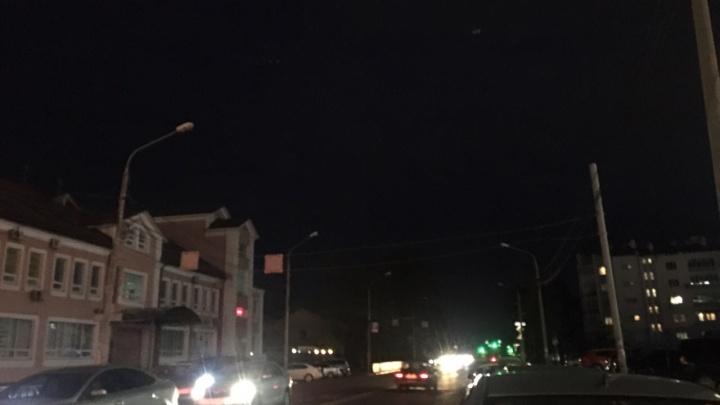 В Ярославле обесточили центр города: на каких улицах не горят фонари
