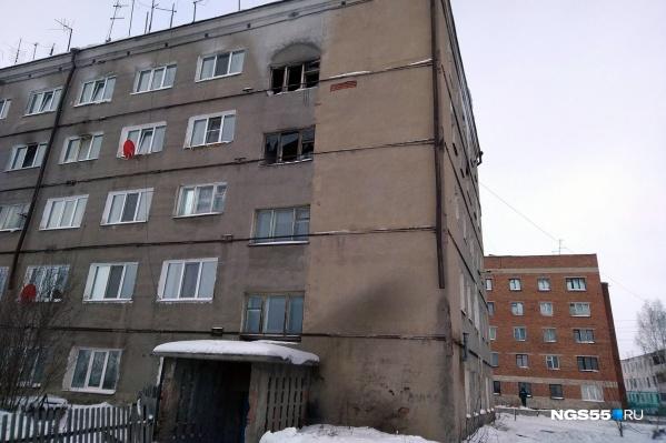 Пожар в общежитии и гибель пяти соседей обойдутся осуждённому в общей сложности в два года девять месяцев в колонии-поселении