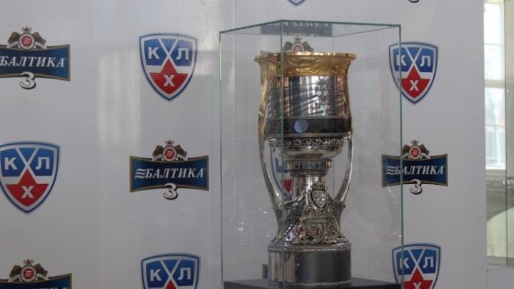 Бывший игрок «Сибири» привезет в Новосибирск Кубок Гагарина