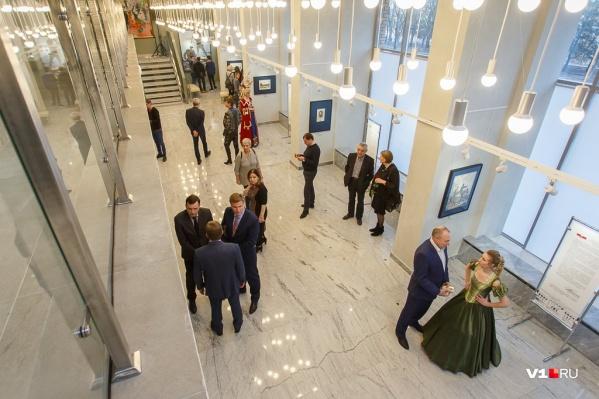 Выставка о красоте России и Франции откроется 17 октября