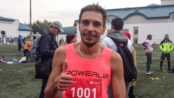 Уфимец стал победителем международного марафона во Владивостоке
