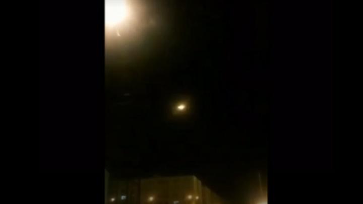 Газета The New York Times опубликовала видео с попаданием ракеты в украинский «Боинг»