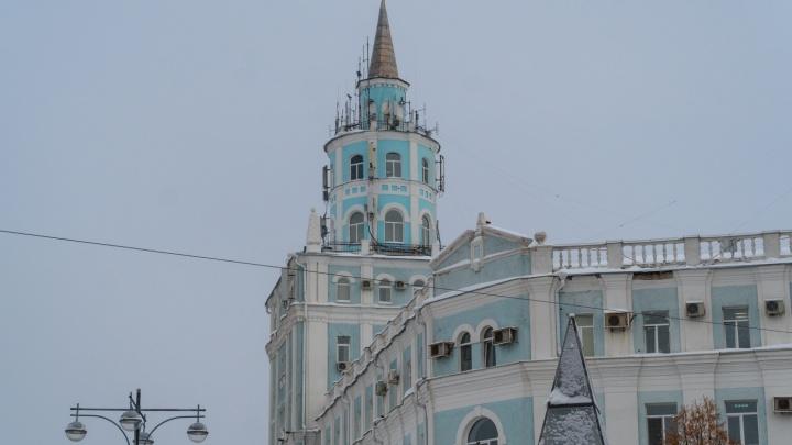 Пермская полиция переедет из «Башни смерти»: проект нового здания представят губернатору в ноябре
