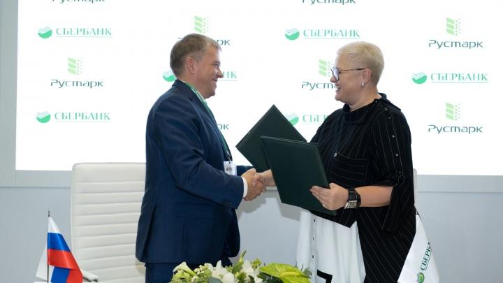 Сбербанк профинансирует строительство комплекса по глубокой переработке пшеницы в Липецкой области