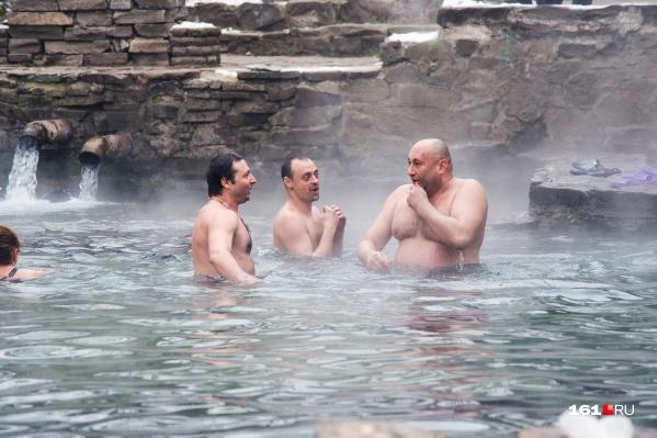 Вскоре ростовчане совершат омовения в праздник Крещения Господня