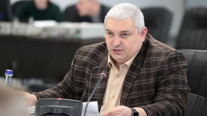Экс-министра строительства Ростовской области отправили под домашний арест