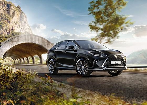 Повезёт только троим: в Екатеринбурге объявили охоту на Lexus RX 350