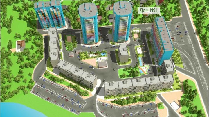 В Новосибирске начали строить квартиры-трансформеры