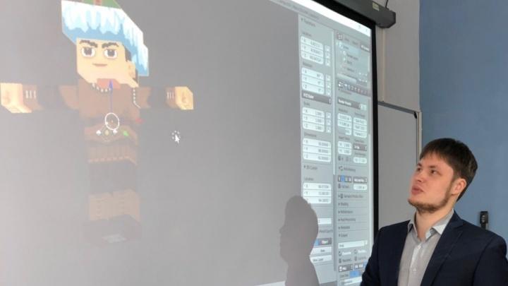 «Майнкрафт» в мире «Урал-батыра»: в Башкирии разрабатывают игру стоимостью 100 тысяч долларов