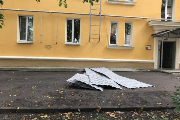 Не дождавшись оплаты работ, подрядчик решил забрать стройматериалы