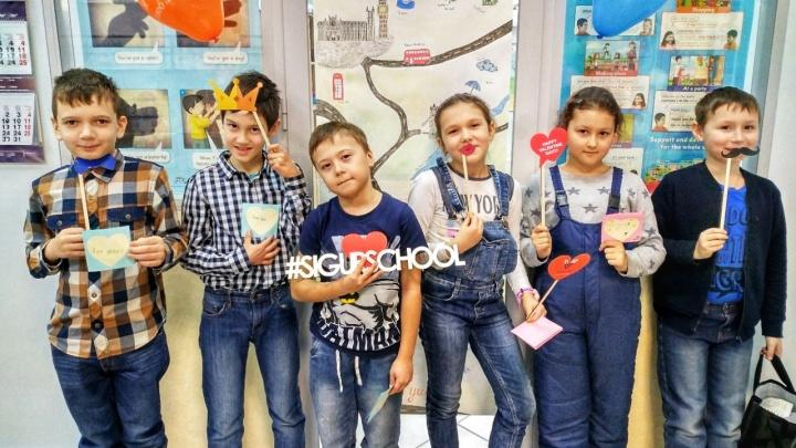 «С нами удобно»: новый офис языковой школы «Сигур» теперь и в центре Тюмени