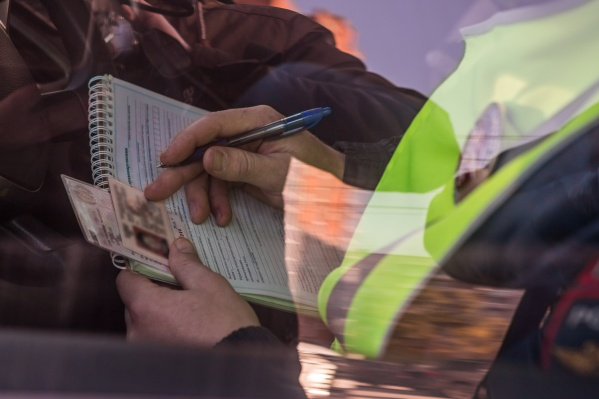 Нарушитель согласился выплатить штраф после того, как узнал, что может лишиться свободы