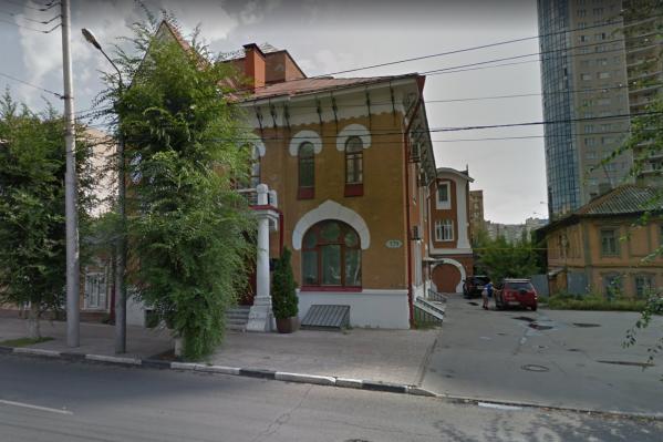 Новые здания должны появиться неподалеку от Дома журналиста