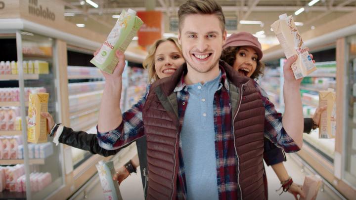 «Естественно — Nemoloko!»: «Сады Придонья» запустили новую мегакреативную рекламную кампанию