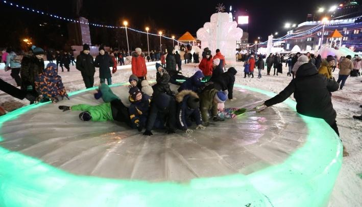 Синоптики рассказали, какая погода ждёт челябинцев в новогоднюю ночь