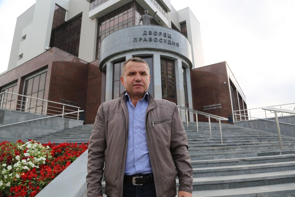 Андрей Баженов намерен бороться против мусорного полигона в суде