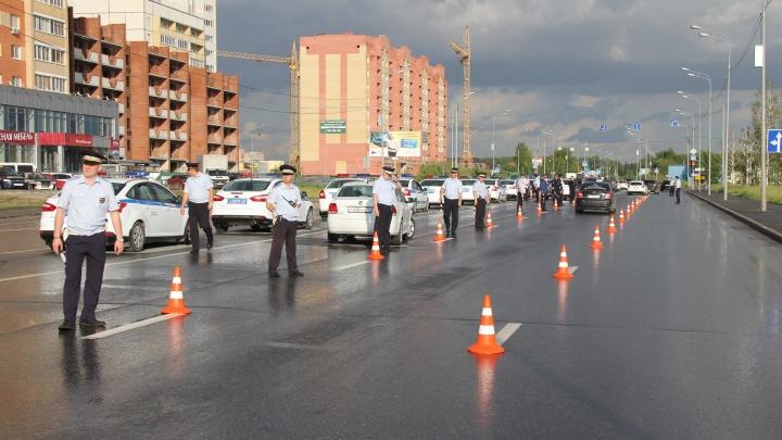 Август начнется со сплошной проверки водителей на трезвость в окрестностях Тюмени