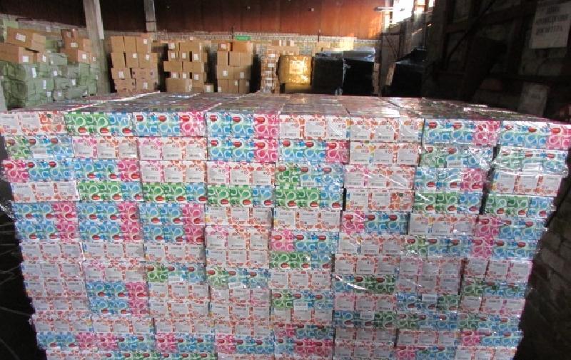 Неменее 7 тыс. поддельных кубиков Рубика найдены натаможне вКемерово