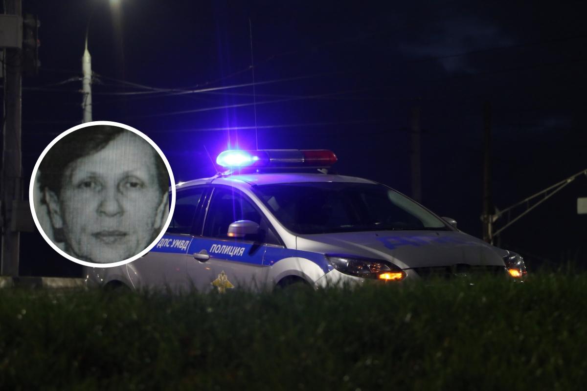 Женщина сбежала из дома и скрывается от сотрудников полиции