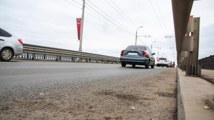 Самарские власти решили ускорить строительство моста через Волгу у Климовки