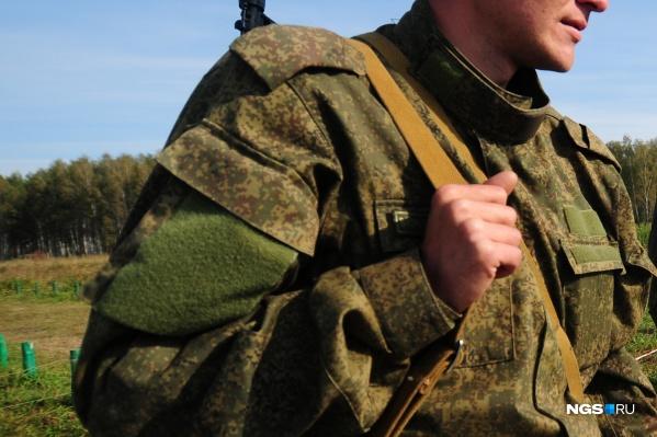 Военные следователи проводят проверку по факту гибели солдата-срочника из Тульской области