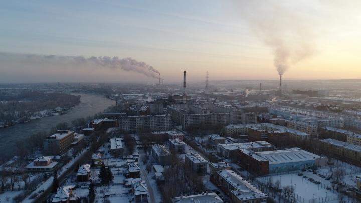 «Обнадёживающих перспектив нет»: мэр ответил о переводе красноярских ТЭЦ на газ