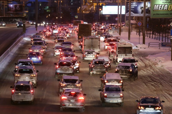 Пробки на дорогах страшные, но, кажется, могло быть гораздо хуже