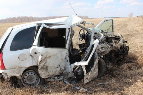 Из шести человек в «Калине» выжили только подросток и 25-летний пассажир