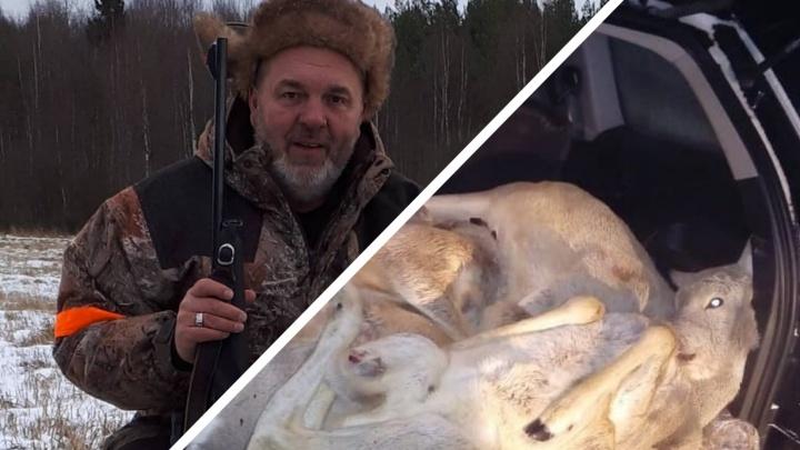 Охотовед откровенно рассказал о задержании тюменских VIP-браконьеров: «Гнались за ними 100 км»