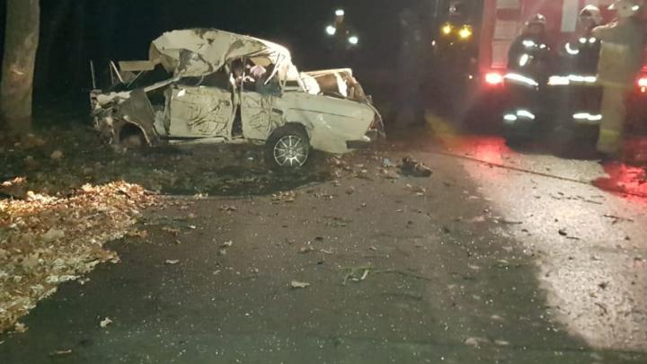 Праздновали день рождения: в Михайловке молодой именинник погиб в аварии с тремя друзьями