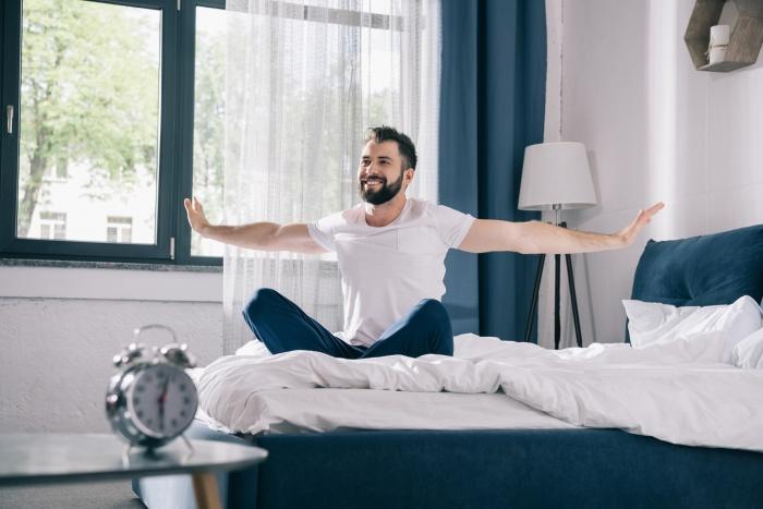 Есть три предмета, которые способствуют созданию комфортной обстановки в спальне
